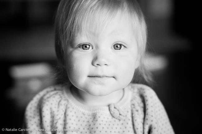 Rebekka, 13 months