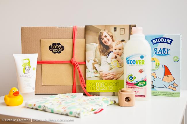 BabyBeGood baby box - gift for baby