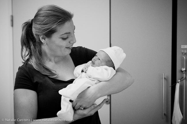 The Birth of a Baby Boy, Hagaziekenhuis, Den Haag | Natalie Carstens, The Birth Photographer