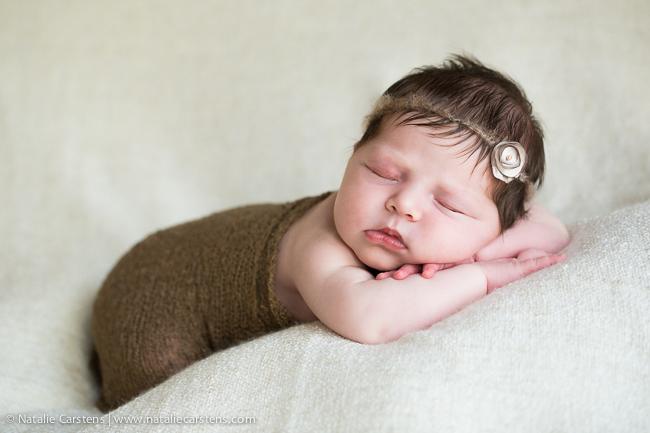 Newborn Baby Girl - Natalie Carstens